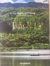 New 2017 SIMANO Fishing Tackle Catalogue Latest edition Japan Limited F/S