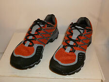 PATAGONIA SKOROST PERFORMANCE BLACK + ORANGE T11547 SHOES SIZE 9 NEW NO BOX