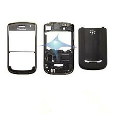 COVER ORIGINALE BLACKBERRY 9630 FRONTCOVER + BATTERYCOVER + PARTE CENTRALE