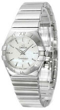 123.10.27.60.05.002 | OMEGA CONSTELLATION | NEW & AUTHENTIC WOMENS QUARTZ WATCH