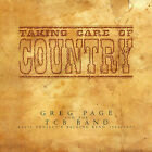 Greg Page and the TCB Band - Taking Care of Country **NEW CD**
