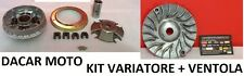 KIT VARIATORE + VENTOLA LINHAI DRAGON FLY 300 ATV
