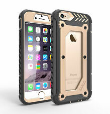 iPhone 7 Case 7 Plus 6s 6 For Apple Genuine Zuslab Armor shield Heavy duty Cover