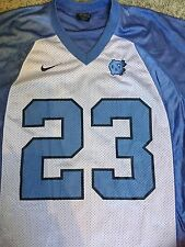 NIKE North Carolina TAR HEELS Football Jersey #23 Size Large  MINT! Only $13.99!