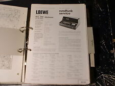 Relojes Radio Service Manual Grundig Saba ITT, etc.: 1 unidades escoger/choose 1 Piece