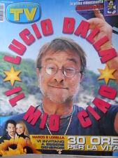 TV SORRISI E CANZONI n°38 1999 Lucio Dalla - Lorella Cuccarini  [C84]
