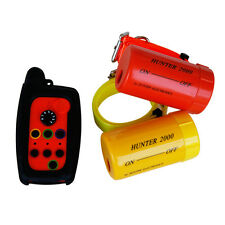 Remote DOG BEEPER COLLARE HUNTER 2000 PER 2 CANI