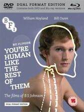 You're Human Like the Rest of Them (BFI Flipside) (DVD + Blu-ray), Excellent DVD