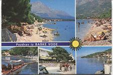 Alte Postkarte - Pozdrav iz Baske Vode