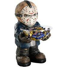 Jason Voorhees Candy Holder Collectable Trick or Treat Bowl Halloween Decoration