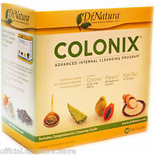 DR NATURA COLONIX ADVANCED INTERNAL COLON CLEANSE 30 DAY PROGRAM (3 ITEM KIT)