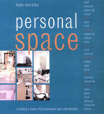 Worsley, Kate Personal Space Very Good Book