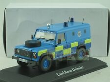 Clearance price 1/43 ATLAS Land Rover Defender Sussex England Police Car British