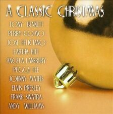 Various Artists, A Classic Christmas, New