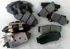 Hyundai Santa Fe Front and Rear Brake Pad Kit Set - OEM NEW!