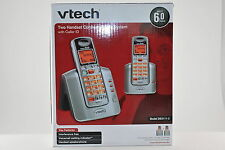 Vtech 6.0 DS3111-2 Cordless Phone System Lot of 2/ 4 Phones Total (DS3111-2)