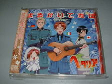 Japan Anime Hetalia Axis Powers Germany Theme Song CD, 2009, ~RARE~, Free Ship!
