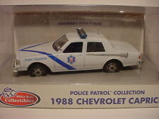 Arkansas State Police Trooper 1988 Chevy Caprice White Rose