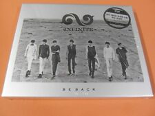 INFINITE - Be Back (2nd Album Repackage) CD w/ Photobook + Card + Unfold POSTER