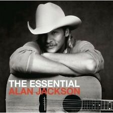 "ALAN JACKSON ""THE ESSENTIAL ALAN JACKSON"" 2 CD NEU"