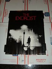 "THE EXORCIST Original 1974 Movie Poster, 17"" x 22"", C8 Very Fine Condition"