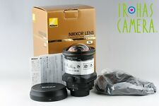 Nikon PC Nikkor 19mm F/4 E ED Lens With Box #10249E1