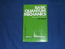 Cassels Basic quantum mechanics MacMillan Press