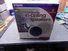 Yamaha In-Ceiling Speakers (pair) NS-IW360C NEW IN BOX