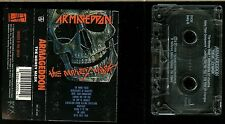 Armageddon The Money Mask USA Cassette Tape Christian Metal