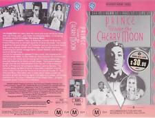 PRINCE UNDER THE CHERRY MOON ONE VHS PAL VIDEO~ A RARE FIND