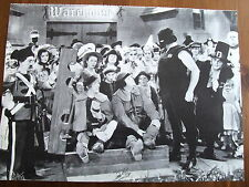 LAUREL ET HARDY PHOTO EXPLOITATION LOBBY CARD BABES IN TOYLAND
