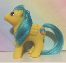~ MY LITTLE PONY G1**Bouncy** Baby Pony~(Vintage) First Tooth Pegasus 1987(MINT)