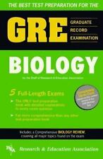 Best Test Preparation for the Gre Biology (REA Test Preps)
