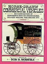 Horse-Drawn Commercial Vehicles-ExLibrary