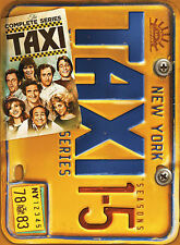 Taxi: The Complete Series (DVD, 2014, 17-Disc Set) FREE S&H