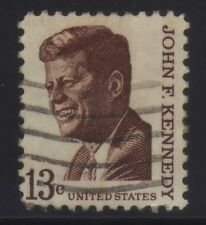 [JSC]1967 issue John F. Kennedy 13c Stamp USA stamp