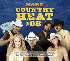 More Country Heat 2008 Various Artists MUSIC CD