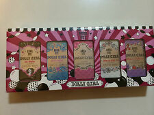 Anna Sui DOLLY GIRL Miniature Coffret SET. 5 PC X 4ml BNIB 10th anniversary