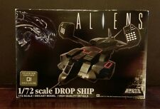 MIB Aoshima Miracle House 1/72 Scale Aliens Drop Ship 01 Standard Die-cast Model