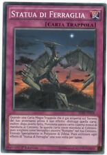 Statua Di Ferraglia YU-GI-OH! SDSE-IT034 Ita COMMON 1 Ed.
