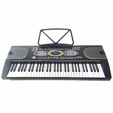 Clavier MK2085 USB LCD 61 Touches E-Piano Keyboard Fonction Enseignement