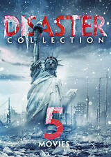 5-Film Disaster Collection: Epicenter / The Chain Reaction / The Day The Earth M