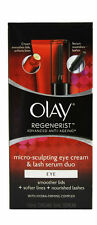 Olay Regenerist Micro Sculpting Eye Cream and Lash Serum Duo