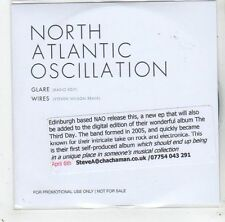 (GC803) North Atlantic Oscillation, Glare - DJ CD