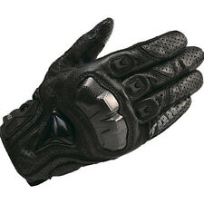 RST390 Motorcycle Perforated leather Mesh Gloves RS Taichi  Mens Black Size M