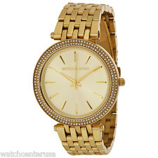 Michael Kors Darci Glitz Pave Bezel Ladies Watch MK3191