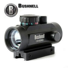 Bushnell 1x40RD Holographic illuminated Red Dot Point Sight Rifle Scope Tactical