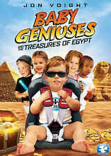 BABY GENIUSES AND THE TREASURES OF EGYPT (DVD, 2014)