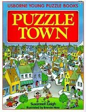 Puzzle Town (Young Puzzles)
