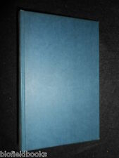 SIGNED; Depression: The Blue Plague by C A H Watts - 1973-1st - Psychology/HB